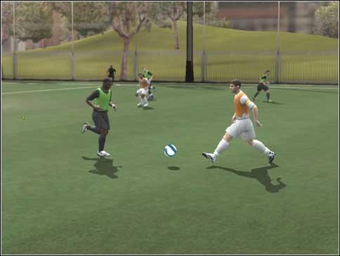 passes controls fifa 08 game guide gamepressure com rh guides gamepressure com FIFA 09 FIFA 07