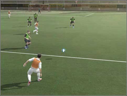 passes controls fifa 08 game guide gamepressure com rh guides gamepressure com FIFA 10 FIFA 09