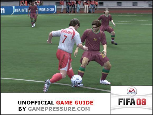 fifa 08 game guide gamepressure com rh guides gamepressure com FIFA 08 Cover FIFA 18