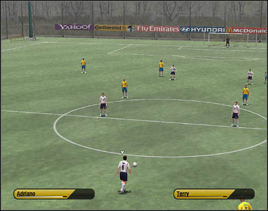 Free kicks, corners and penalties | Movement - 2006 FIFA World Cup Germany  Game Guide | gamepressure.com