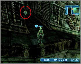 In most of the dead ends you'll find treasures... - Garamsythe Waterway - Part I - Final Fantasy XII - Game Guide and Walkthrough