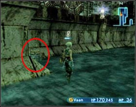 ...well... not only in dead ends. - Garamsythe Waterway - Part I - Final Fantasy XII - Game Guide and Walkthrough