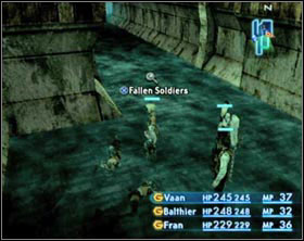 And once again you land in sewages - Garamsythe Waterway - again - Part I - Final Fantasy XII - Game Guide and Walkthrough