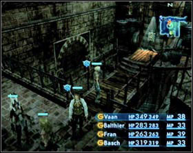 Timeworn Device - Barheim Passage - Part I - Final Fantasy XII - Game Guide and Walkthrough