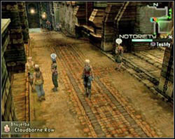 But before that you got to spread a rumor that Bash lives - Bhujerba - again - Part I - Final Fantasy XII - Game Guide and Walkthrough