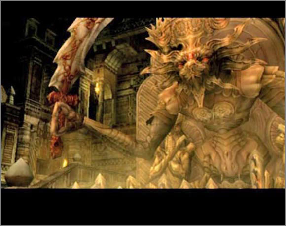 The easiest way is to run, but you can also fight - The Tomb of Raithwall - Part I - Final Fantasy XII - Game Guide and Walkthrough