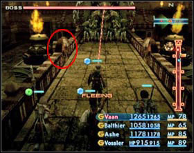 In the next hall another demon wall awaits you - The Tomb of Raithwall - Part I - Final Fantasy XII - Game Guide and Walkthrough