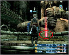 You'll find yourself in a staircase - Stilshrine of Miriam - Part II - Final Fantasy XII - Game Guide and Walkthrough