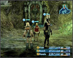 Keep going northward till you reach Gate of the Soul Ward - Sochen Cave Palace - Part II - Final Fantasy XII - Game Guide and Walkthrough