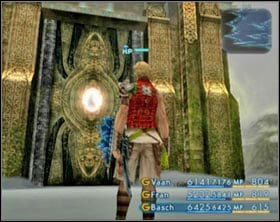 To get to the next area you'll have to activate 3 out of 4 portals [screen 1] (see the map above) - Feywood - Part III - Final Fantasy XII - Game Guide and Walkthrough