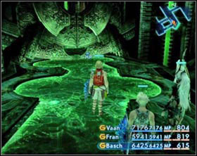 Inside you'll encounter barriers that do not allow you to go in certain direction (on the left) - in that case simply use the other way out - Giruvegan - Part III - Final Fantasy XII - Game Guide and Walkthrough