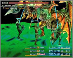 During this battle you can't use any of the technicks - Giruvegan - Part III - Final Fantasy XII - Game Guide and Walkthrough