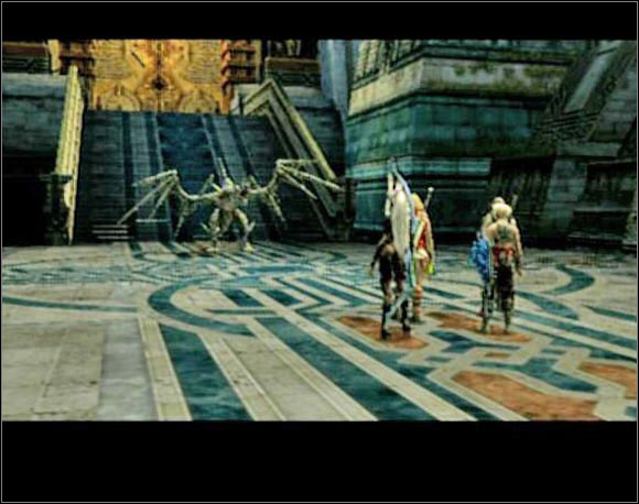 Hydro - Ridorana Cataract - Part III - Final Fantasy XII - Game Guide and Walkthrough