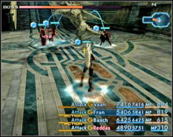 My advice is to end this battle as fast as possible - Ridorana Cataract - Part III - Final Fantasy XII - Game Guide and Walkthrough