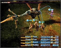 He doesn't have any special attacks - Pharos at Ridorana - First Ascent - Part III - Final Fantasy XII - Game Guide and Walkthrough