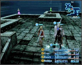 DO NOT use the Way Stone you got here through - it'll teleport you back on the first floor and you'll have to make your way here all over again [screen 1] - Third Ascent - Part III - Final Fantasy XII - Game Guide and Walkthrough
