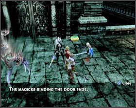 If you make one mistake while choosing a proper Way Stone you'll be teleported to the beginning of that area and if you make two you'll be teleported to floor 79 where you'll have to face hordes of enemies - Third Ascent - Part III - Final Fantasy XII - Game Guide and Walkthrough