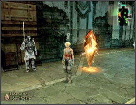 Gate crystal - Short manual - Misc - Final Fantasy XII - Game Guide and Walkthrough