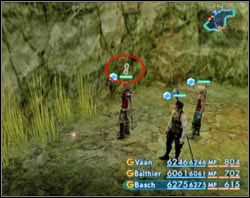 When you get close to an object, person, lever etc, with which something can be done, over head of your character an exclamation will appear - Short manual - Misc - Final Fantasy XII - Game Guide and Walkthrough