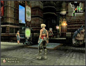 Entrance to Centurio HQ in Rabanastre's northern district - Clan Centurio - Head hunters - Final Fantasy XII - Game Guide and Walkthrough