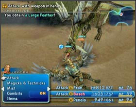 Wyvern Lord - Wyvern Lord (rank II) - Ordinary hunt notices - Final Fantasy XII - Game Guide and Walkthrough
