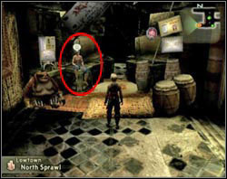 The petitioner for this hunt is Balzac - he sits in front of the entrance to the rebel headquarters in Lowtown - Ring Wyrm (rank III) - Ordinary hunt notices - Final Fantasy XII - Game Guide and Walkthrough