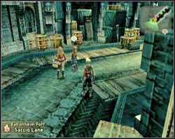 Rikken hires you for this job, because he wants to know who's the fastest in Ivalice - Pylraster (rank VII) - Ordinary hunt notices - Final Fantasy XII - Game Guide and Walkthrough
