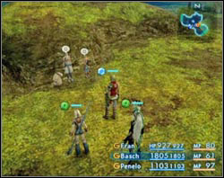 You confirm the assignment at Nanan - south from the nomad Village in Giza Plains during the rainy season - Gil Snapper (rank III) - Extraordinary hunt notices - Final Fantasy XII - Game Guide and Walkthrough