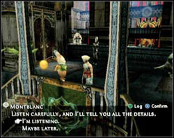 To make this announce appear you have to kill Antlion and get the Site 11 Key - Ancient Man of Mystery (rank VII) - Extraordinary hunt notices - Final Fantasy XII - Game Guide and Walkthrough