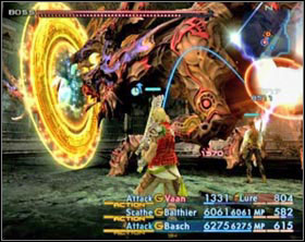 Hell Wyrm - Hell Wyrm - Bosses not connected with the plot - Final Fantasy XII - Game Guide and Walkthrough