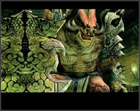 One of two bosses in Necrohol of Nabudis, which you have to face if you want to get to Chaos - Humbaba Mistant - Bosses not connected with the plot - Final Fantasy XII - Game Guide and Walkthrough