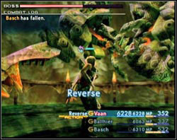 To that fight you need Bubble Belts - Omega Mark XII - Bosses not connected with the plot - Final Fantasy XII - Game Guide and Walkthrough