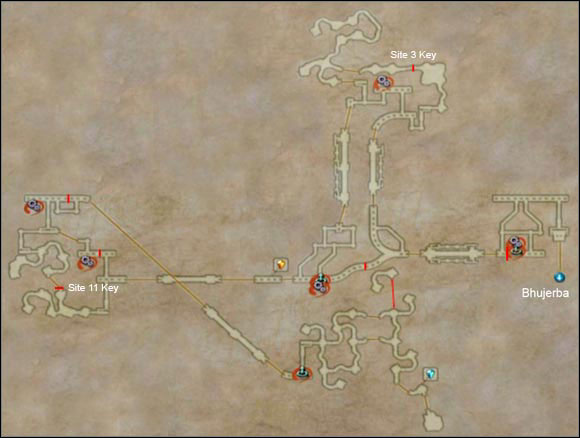 Name - Lhusu Mines II - Additional Locations - Final Fantasy XII - Game Guide and Walkthrough