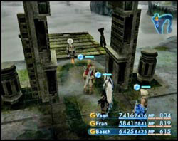 If you search for Chaos you should focus on Nabreus Deadlands - Nabreus Deadlands - Additional Locations - Final Fantasy XII - Game Guide and Walkthrough