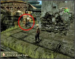 Roh'kenmu is looking for the medallion of the love - Nabreus Deadlands - Additional Locations - Final Fantasy XII - Game Guide and Walkthrough