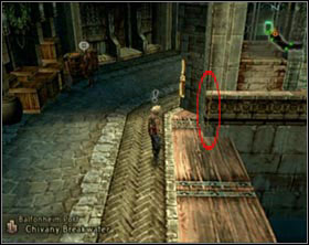 You will meet fishing stager there [screen 1] - Fishing - Side Quests - Final Fantasy XII - Game Guide and Walkthrough