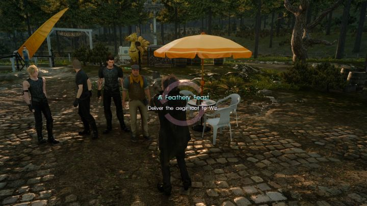 Theres a high chance that you already have the ingredient - you wont have to travel to collect it. - How to unlock Stacked Ham Sandwich (+50% EXP)? - FAQ - Frequently Asked Questions - Final Fantasy XV Game Guide
