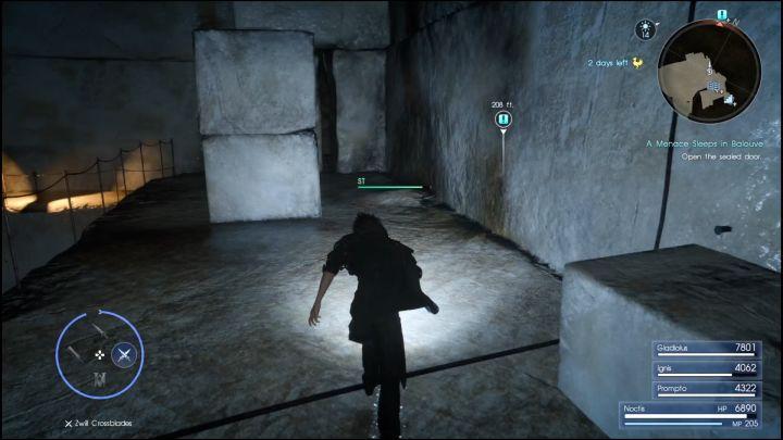 A Menace Sleeps In Balouve Menace Beneath Lucis Dungeons