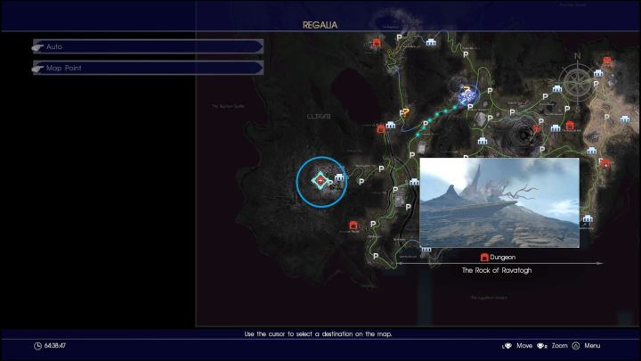 Rock of Ravatogh | Optional dungeons - Final Fantasy XV Game Guide