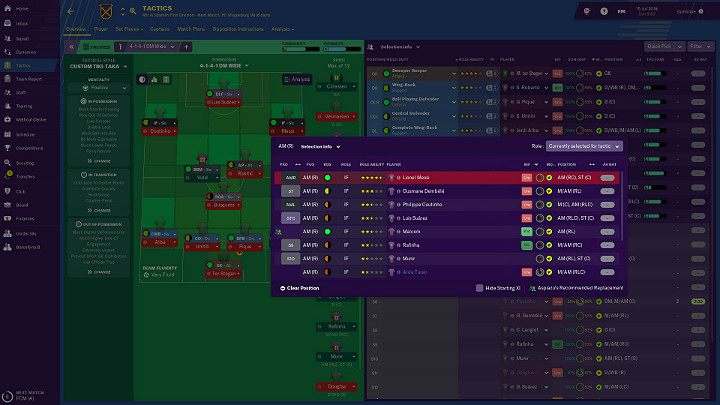 Tactics is an extremely important part of Football Manager 2019 - Tactics in Football Manager 2018 - Club management - Football Manager 2019 Guide and Tips