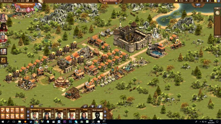 Coins and supplies | Gameplay Mechanics - Forge of Empires Game
