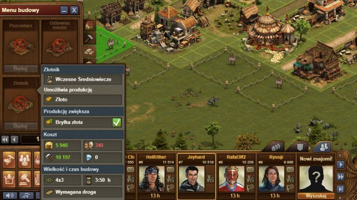 Goods in Forge of Empires - Forge of Empires Game Guide