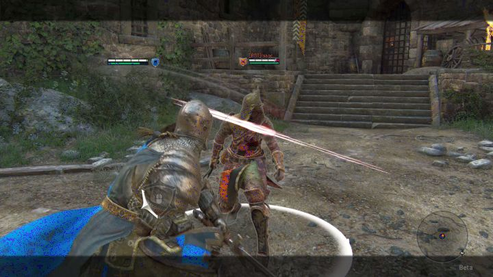 how to attack cancel for honor