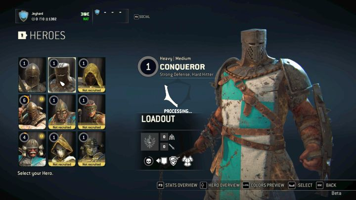 How to play Conqueror? - For Honor Game Guide | gamepressure com
