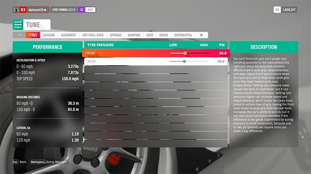 best forza 7 tuning guide