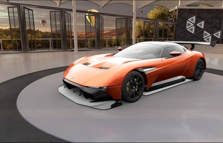 Aston Martin Vulcan Category S Cars Car List Car List Forza Horizon