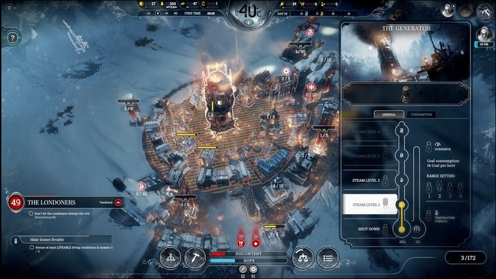 how to start in frostpunk frostpunk game guide gamepressure com rh guides gamepressure com destiny 2 pc guided games pc games hardware guide