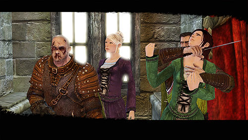 In the chamber you meet Marianne Harlton and Jeyne - Crossroads [MQ] - p. 2 - Chapter 10 - Alester Sarwyck - Game of Thrones - Game Guide and Walkthrough