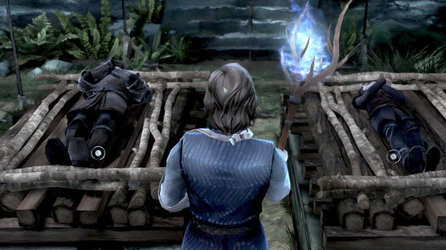 After the conversation cremate two lying bodies and you will finish the second episode of the game - Chapter 6 | Episode 2: The Lost Lords - Episode 2: The Lost Lords - Game of Thrones: A Telltale Games Series Game Guide