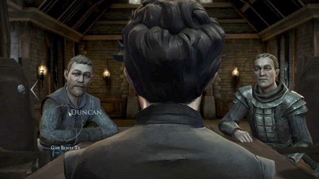Important decision #4 - Important choices | Episode 1: Iron from Ice - Episode 1: Iron from Ice - Game of Thrones: A Telltale Games Series Game Guide